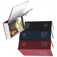 Χρηματοκιβώτιο βιβλίο κρύπτη τιμαλφών 24×15,5×5,5 cm με κλειδί Book Safe Dictionary