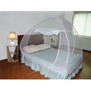 Κουνουπιέρα Κρεβατιού Πτυσσόμενη με Αυτόματο Άνοιγμα 180x200cm Pop-Up OEM 180