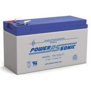 Μπαταρία 12V - 7 Ah για Ηλιακές Εφαρμογές Power Sonic PS-1272 F1