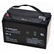 Μπαταρία 33Ah - 12V Κλειστού Τύπου Βαθειάς Εκφόρτισης Sunlight SP 12