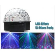 Φωτορυθμικό Disco Party Crystal Ball LED Effect Eco Stage Light ΟΕΜ
