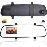 Καθρέπτης Αυτοκινήτου με Κάμερα Καταγραφικό HD DVR LCD TFT οθόνη 2,4in
