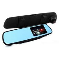Καθρέπτης Αυτοκινήτου με Κάμερα Καταγραφικό HD DVR LCD TFT οθόνη 2,7in