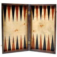 Τάβλι χειροποίητο ξύλινο ελιά 48x48cm