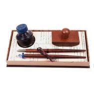 Πένα με εργαλεία γραφής στυλ αντίκα FRANCESCO RUBINATO 264