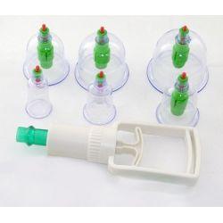Παραδοσιακή Θεραπευτική Συσκευή με Βεντούζες