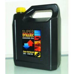 Υψηλής απόδοσης ορυκτό  λιπαντικό 15W/50 4L Super Dynamic