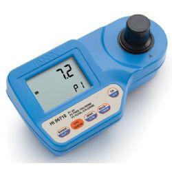 Αναλυτής Φωτόμετρο Μέτρησης  pH,  Ελ. & Ολ. Χλωρίου