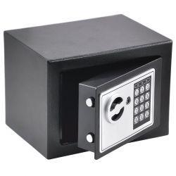 Χρηματοκιβώτιο Ασφαλείας Με Ηλεκτρονική Κλειδαριά Και Κλειδί OEM 06960