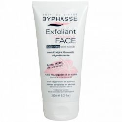 Peeling απολεπιστικό προσώπου Soothing Face Scrub 150ml Byphasse