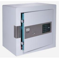 Χρηματοκιβώτιο με ηλεκτρονικό κλείδωμα & κλειδί ασφαλείας 27 x 35 x 30 cm JADE E 27