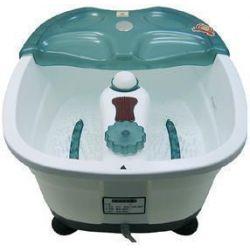 Ηλεκτρικό Ποδόλουτρο Υδρομασάζ με Θέρμανση Νερού TAIKANG TK 368