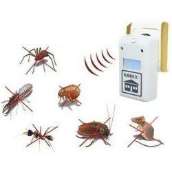Εντομοκτόνο Ηλεκτρονικό με ηπερήχους Pest Repelling Aid
