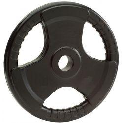 Δίσκοι Ολυμπιακού Τύπου 10 kg - Φ50  ελαστικοί PROFESIONAL OLYMPIC PLATE