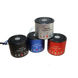 Mini MP3/FM ραδιόφωνο με ενσωματωμένο MP3 player και ραδιόφωνο FM WS-138RC
