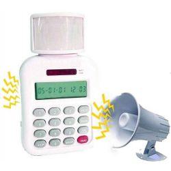 Συναγερμός με αυτόματη τηλεφωνική ειδοποίηση και 2 σειρήνες