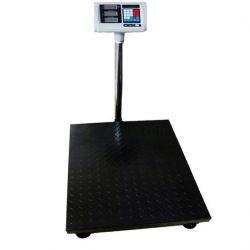 Ζυγαριά 500 κιλών πλάστιγγα βιομηχανική βαρέως τύπου με υπολογισμό συνόλου αξίας CRAUSS