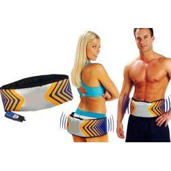 Ζώνη μασάζ αδυνατίσματος με δόνηση & παθητική γυμναστική NG ST10 OEM