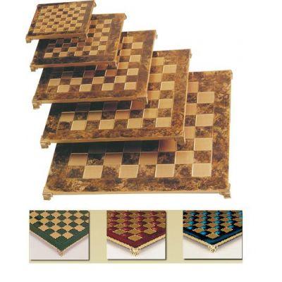 Σκακιέρα Μπρούτζινη 44 Χ 44 cm