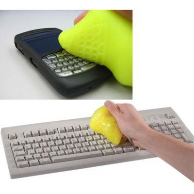 Καθαριστικό ζελέ γιά πληκτρολόγια , κινητά & άλλα Cyber Clean