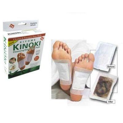 Επιθέματα αποτοξίνωσης 50 τεμ. detox foot pads kinoki