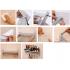 Βάση - ράφι αλουμινίου για το μπάνιο ή την κουζίνα OEM