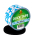 Duck Tape Surf Flower
